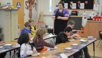 Cooking Through Literature with Ms Lauren Soto-Figueroa