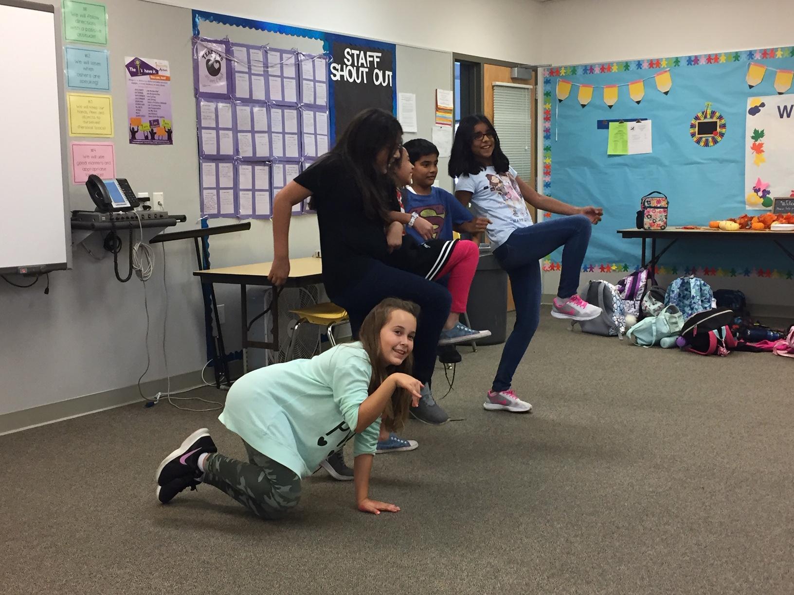 DPIE Acting Students