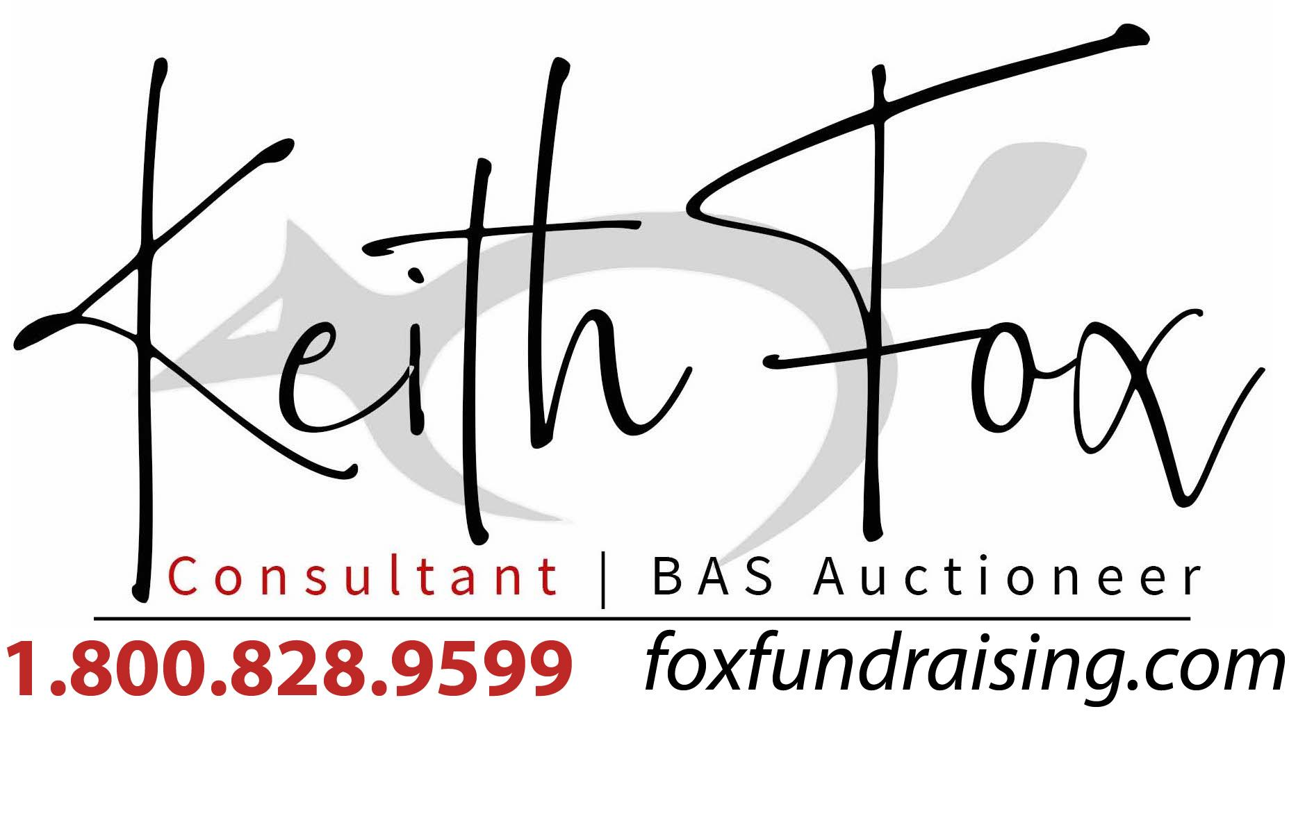 Keith Fox Fundraising